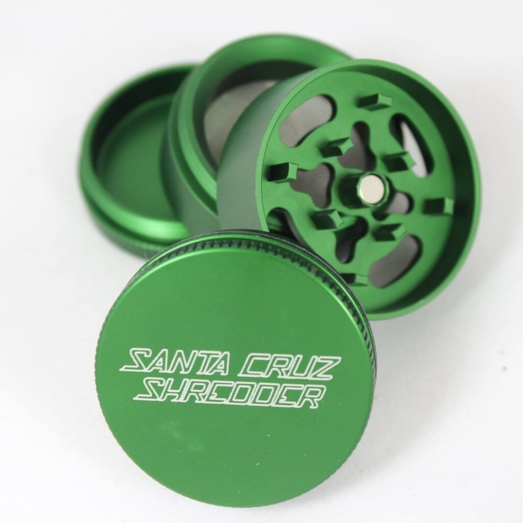 Santa Cruz Shredder grinder 4 piezas